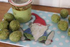 Spinat Falafel für Babies und Kleinkinder #breifrei #BLW