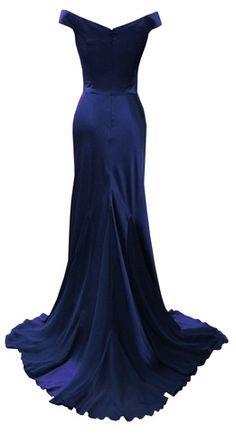 Mother of bride/groom dress... Midnight Blue dress