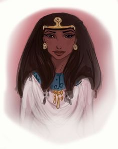 Prince of Egypt the Queen