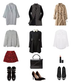 * Capsule Wardrobe Work, Travel Capsule, Wardrobes, Get Dressed, Spring Summer, My Style, Polyvore, How To Wear, Outfits