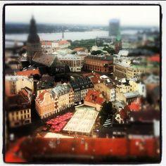 Rīga, Latvia - 10 places to go while still cheap (2014)