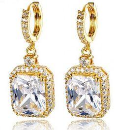 swarovski jewelry outlet - Google Search Wedding Earrings Drop, Bridesmaid Earrings, Bridal Earrings, Wedding Jewelry, Bridesmaids, Swarovski Outlet, Swarovski Jewelry, Cheap Earrings, Women's Earrings