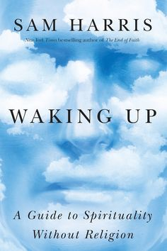 Waking Up With Sam Harris Book Cover