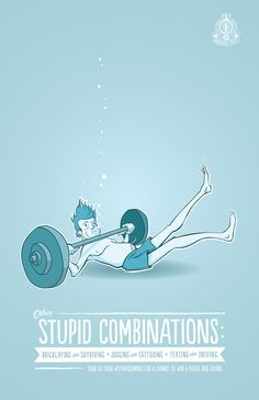 Vancouver Police Department: Weightlifting while swimming  Advertising Agency: DDB, Vancouver, Canada