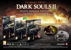 [Précommande] Dark Souls 2 Black Armour Edition