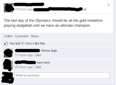 There Can Be Only One...<---- the comment made me giggle :)