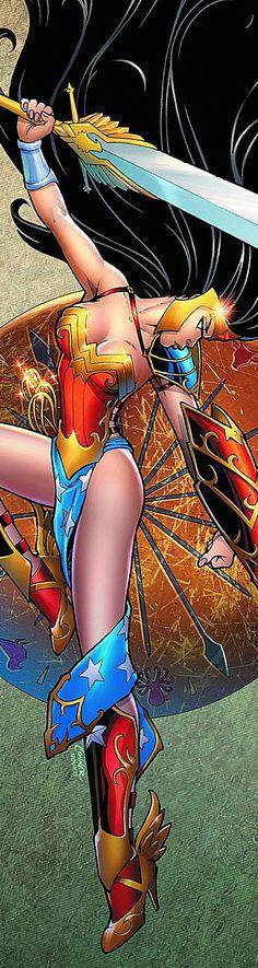 Wonder Woman (artist unknown)