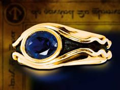 The Lord Of The Rings - Ring Of Power Vilya, Ring of Air