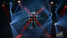 Clay Paky Light Show - year 2015 Club Lighting, Stage Lighting, Lighting System, Lighting Design, Disco Licht, Disco Club, Show, Art Forms, Beams