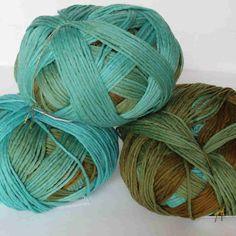 Gradient Pustekuchen von Schoppel-Wolle - Heikes Handgewebtes