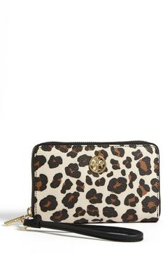 Tory Burch 'Robinson' Smartphone Wristlet available at #Nordstrom