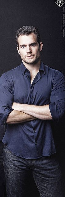 Henry Cavill ~ by A Man Can Fly - 392 | Flickr - Photo Sharing!