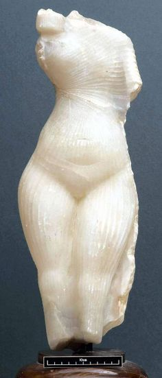 Statue from Amarna, Egypt, c1350 BC