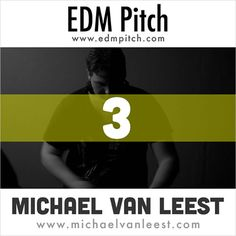 ON-AIR! EDM Pitch with Michael van Leest! http://cbrtune.in #House #EDM #Electro