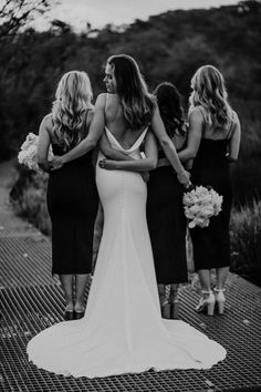 Archie is a sexy and sophisticated combination of both modern and classic. Made with seamless soft, double french crepe, her figure hugging design is created to completely celebrate every curve and turn of the body while draping dramatically with her signature cowl back. #felicitysbridalnz #weddingnz #bridenz #madewithlovebridal #mwlarchie Affordable Wedding Dresses, Home Wedding, Draping, Archie, Bridal Collection, Dress Making, Cowl, Perfect Fit, French