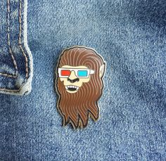 Teen Wolf lapel pin at Negamidas