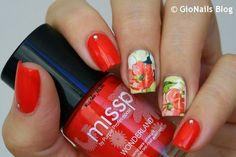 Red Roses by Born Pretty (via Bloglovin.com )