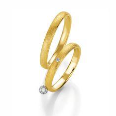 Βέρες γάμου BENZ 003 & 004 - Κλασικές ανατομικές χρυσές βέρες Benz σε ματ ανάγλυφο φινίρισμα | Βέρες ΤΣΑΛΔΑΡΗΣ στο Χαλάνδρι #βέρες #βερες #γάμου