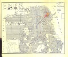 Old Maps Of San Francisco Guaranteed To Blow Your Mind San - Vintage sf map