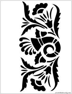 horse stencils - Google Search