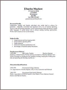 Free Cosmetology Resume Builder  HttpWwwResumecareerInfo