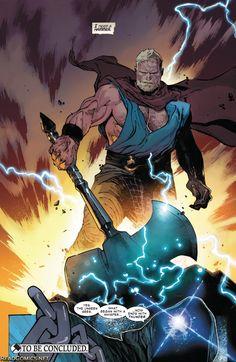 The Unworthy Thor (2016-) 4 Page 21