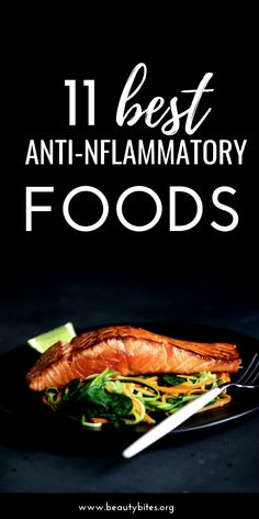 11 Best Anti-Inflammatory Foods On The Planet Beauty Bites 11 healing foods that can reduce inflammation Include these foods in your meal plan if you want to eat an anti-inflammatory diet Best Anti Inflammatory Foods, Diet Recipes, Healthy Recipes, Diet Tips, Smoothie Recipes, Healthy Foods, Juice Diet, Best Diet Plan, Low Fat Diets