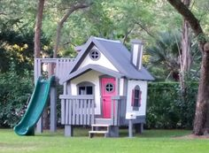 The BIG Playhouse by ImagineThatPlayhouse on Etsy https://www.etsy.com/listing/235854898/the-big-playhouse