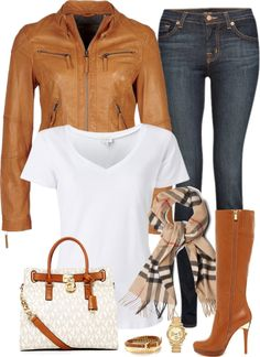 """""""My white tee"""" by beachbumbeautyinstyle on Polyvore"""
