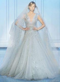 Noiva com Classe: Elie Saab: vestidos de noiva com beleza ímpar de alta costura