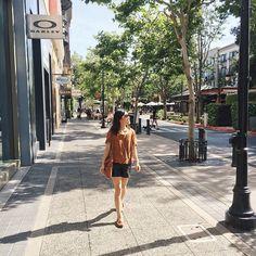 Exploring Santana Row in San Jose #santanarow #sanjose #ootd #wiwt #outfitoftheday #lookoftheday #lookbook #fashionblogger #ootdshare #instastyle #styleblogger #fromwhereistand #fwis #fashiondiaries #instafashion #outfit #bbloggerau #bblogger #lblogger #fbloggerau #fblogger #lbloggerau #australianblogger #travel #traveldiary #instatravel #travelgram #travelblogger
