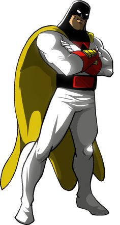 Space Ghost by Misterho                                                                                                                                                     Mais