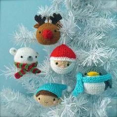 Weihnachtensfiguren