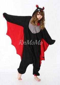 KIGURUMI Animal Pajamas Pyjamas Costume Onesie Adult / Kid SLOTH-bat animal onesie on Etsy, $49.99