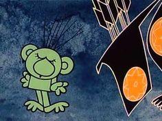 RÁKOSNÍČEK je série krátkých animovaných filmů, které vznikaly mezi lety 1975-1987 a měly dohromady 39 dílů. Námětem byla kniha spisovatele Jaromíra Kincla, postavy nakreslil Zdeněk Smetana a namluvila Jiřina Bohdalová. Rákosníček je zelená postavička, kulatého obličeje s velkým nosem a sedmi vlásky na hlavě, neposedný, zvědavý, trochu popleta, ale veliký dobrák, který je připravený pomoci každému, kdo má potíže. Do všeho se hrne po hlavě, ale o rybník Brčálník se stará jako skutečný… Fairy Tales, Cute, Kawaii, Fairytail, Adventure Movies, Fairytale, Adventure, Fairies