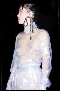 Wanda Nylon SS17 Womenswear PFW Dazed