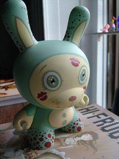 Art toys pour petits et grands enfants