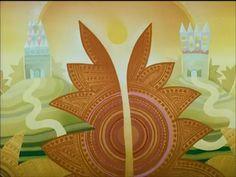 from hungarian folk tales. fabulas hungaras, ilustraciones.