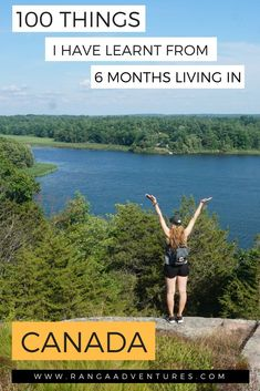 100 Things I've Learnt from 6 Months Living in Canada Toronto Canada, Canada North, Backpacking Canada, Canada Travel, Canada Trip, Alberta Canada, Montreal Travel, Canada Holiday, Montreal Canada