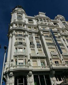 Hotel Atlantico #Madrid #architecture