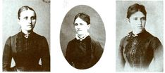 nikola tesla family photos | ... from left) Nikola Tesla's sisters: Milka, Angelina and Marica Tesla