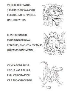 Dinosaurios para niños preescolar - Imagui