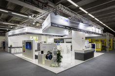 Meibes Systemtechnik GmbH Referenzbeispiel zur ISH, Frankfurt 192m²