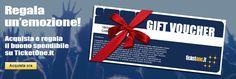Biglietti per Concerti, Spettacolo, Sport & Cultura - TicketOne