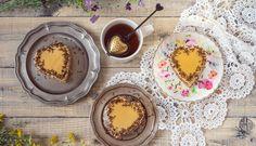 Řezy skávovým pudinkem – Tchibo Kefir, Barista, Breakfast, Food, Morning Coffee, Essen, Meals, Yemek, Baristas