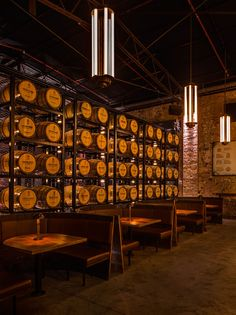 Archie Rose Distillery in Sydney's Rosebery by Acme & Co.