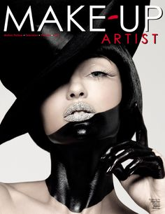 Issue No. 84 (Cover 2) www.makeupmag.com