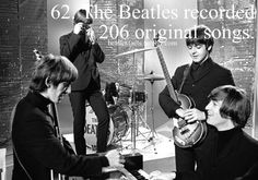 Beatle facts