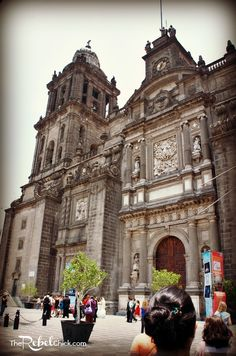 5 Monuments to See in Mexico City, Mexico