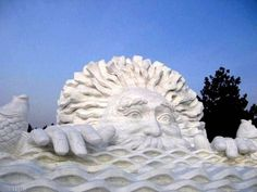 Amazing Things Made Out OfSnow